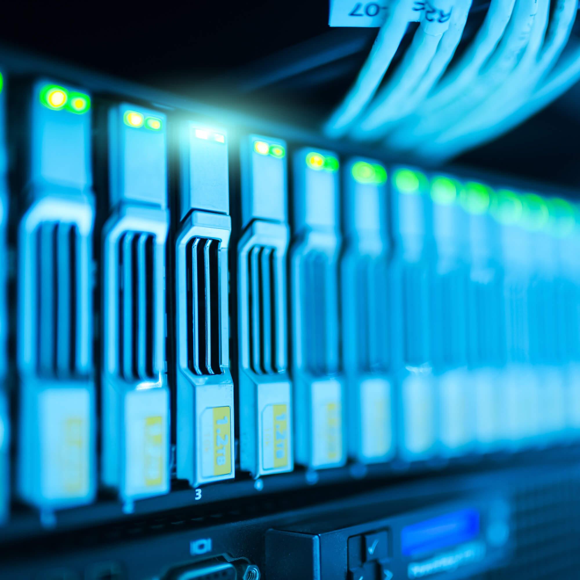 Netzwerkstrukturen aufbauen mit ACS